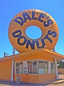 Dale's Donuts in Compton was the 5th Big Donut (Photo by Nikki Kreuzer)