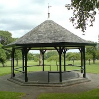 Bandstand Springfield Park