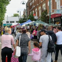 Leytonstone Car Free Day