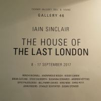 Iain Sinclair - The House of the Last London