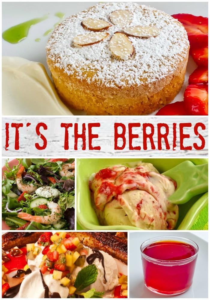 Fresh Primer: Strawberries   LunaCafe