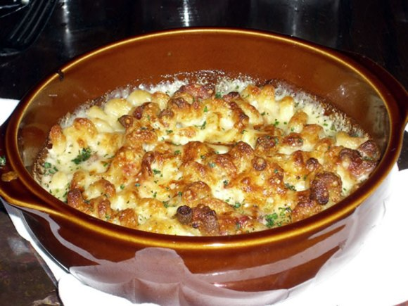 Olea PDX MacCheese 9 07 Quintessential Mac & Cheese Roundup 2008