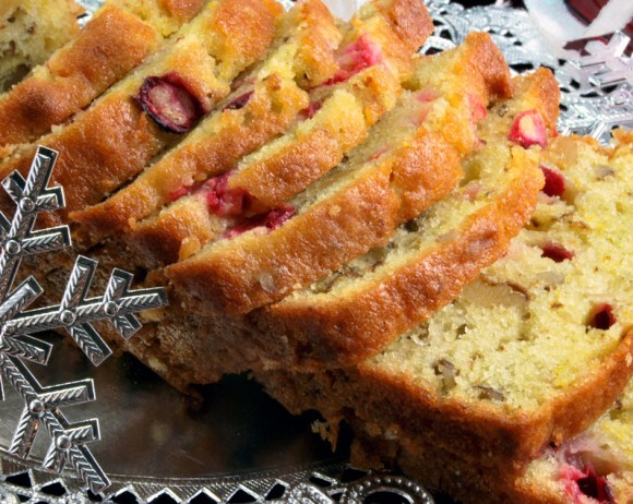 Worlds Best Cranberry Bread Cranberry Orange Yogurt Pecan Bread