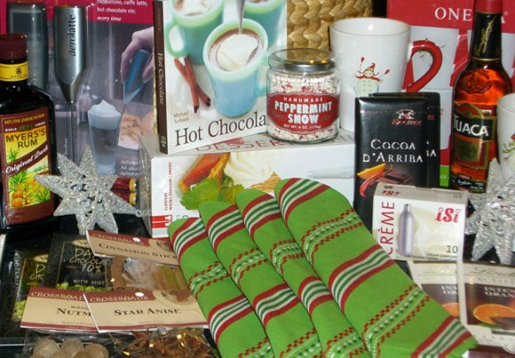 ingredients web A Gift of Drinking Chocolate