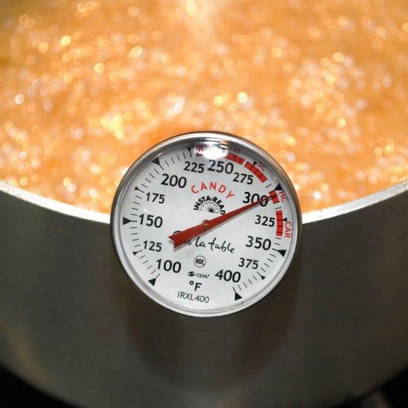 300 Degrees Toasted Hazelnut, Honey & Garam Masala Brittle