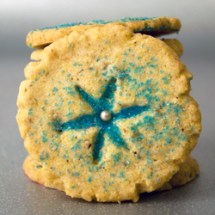 Solo cookies 250 Christmas Cookies: Starry Night