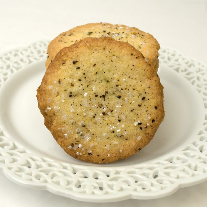 This wonderful cookie is inspired by the cornmeal butter cookies made ...