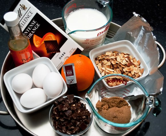 Ingredients2 Bittersweet Chocolate Orange French Toast for Lovers