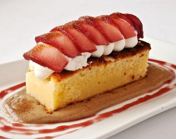 Dessert Shot 2 Metrovino's Parmesan Pound Cake