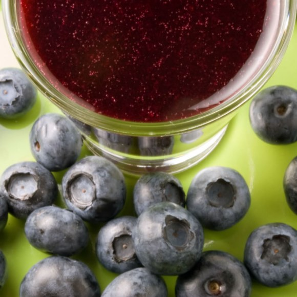 Fresh blueberry lime sauce  Fresh Blueberry Lime Sauce