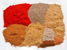 Spices for Baharat