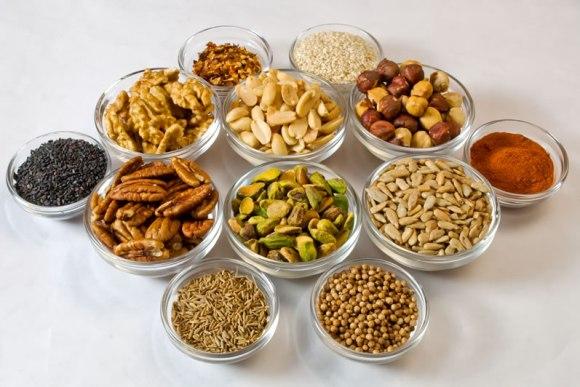 Nuts Egyptian Dukka (Dukkah)