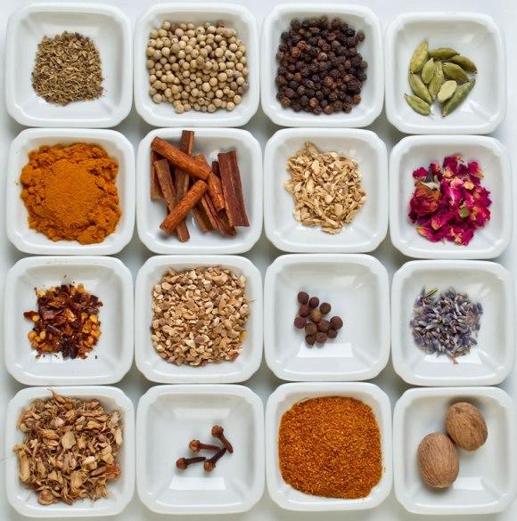 16 spices Moroccan Ras el Hanout