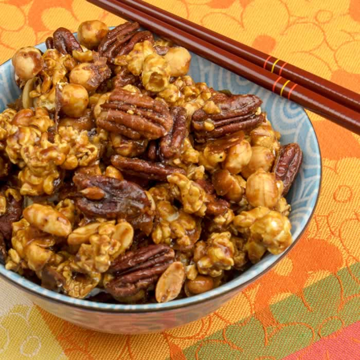 Chinese Cracker Jacks | LunaCafe
