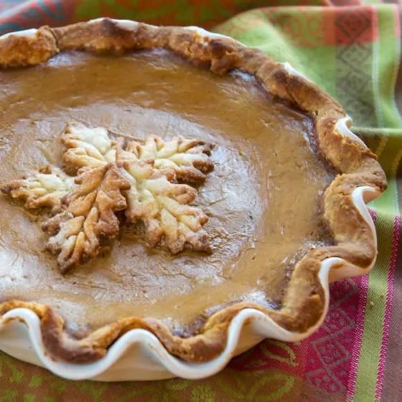 Classic, Perfect Pumpkin Pie