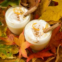 Pupmkin Spice Hot WhiteChocolate
