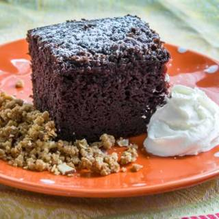 Mad Dash Chocolate Cake (Fast & Easy)