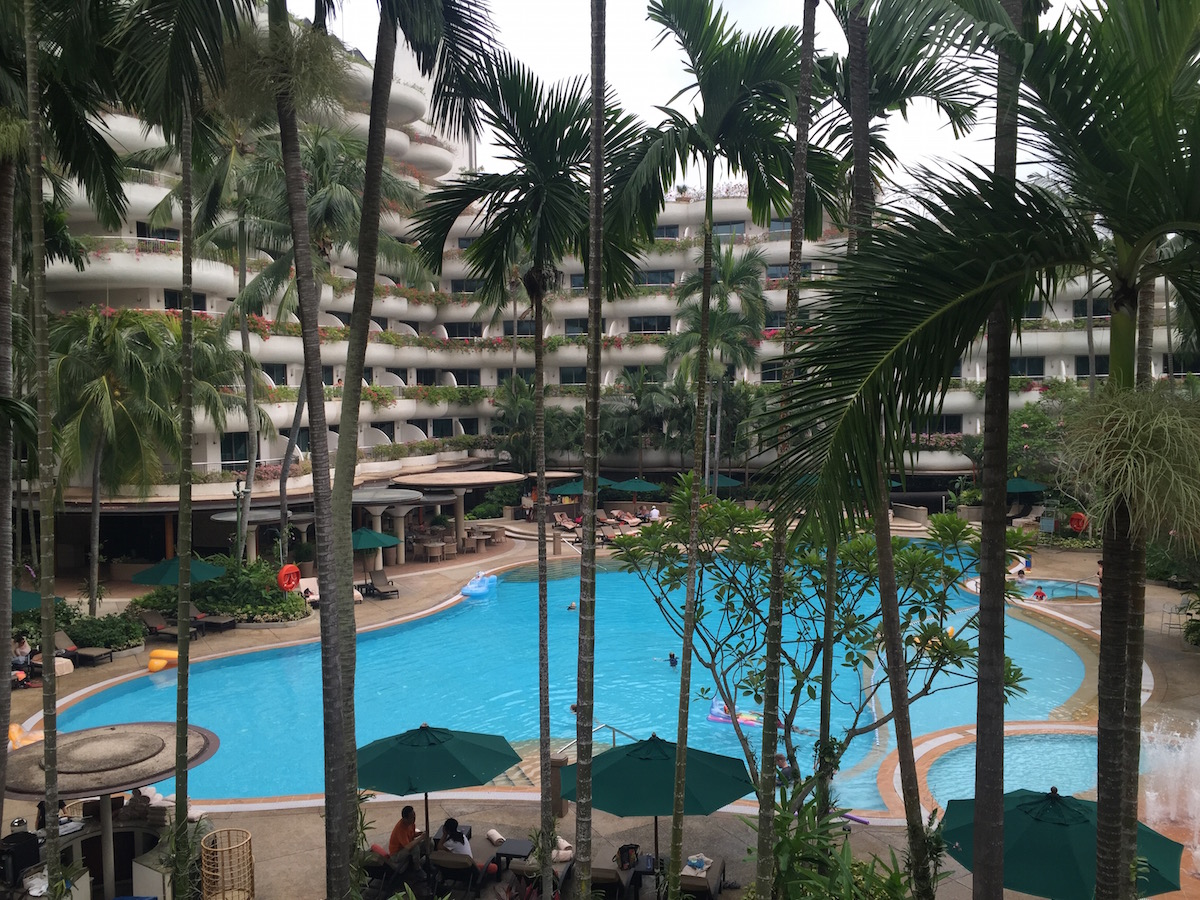 The Exclusive Valley Wing At Shangri La Singapore The