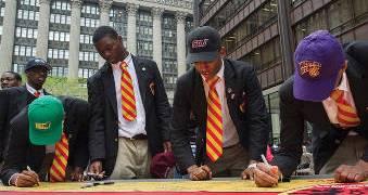 Urban Prep Academy Turns Boys into Scholars in Chicago's Roughest Neighborhoods