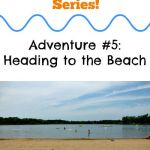 Summer Adventure Series: Heading to the Beach