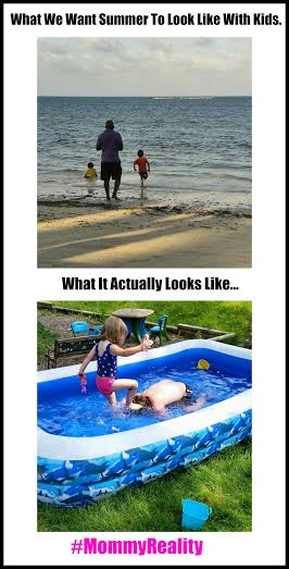 Summer with Kids Meme