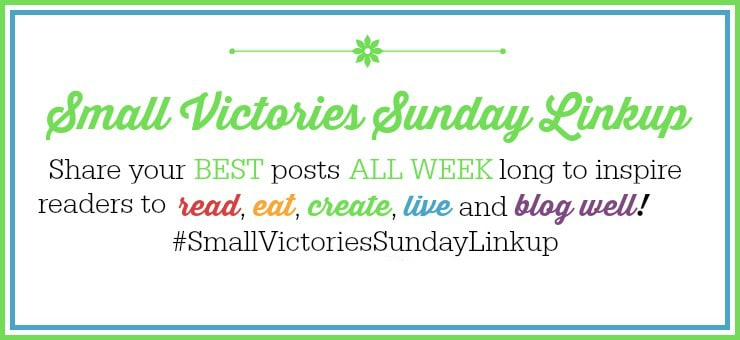 Small Victories Sunday #73