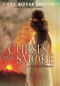 Curses and Smoke by Vicky Alvear Shecter
