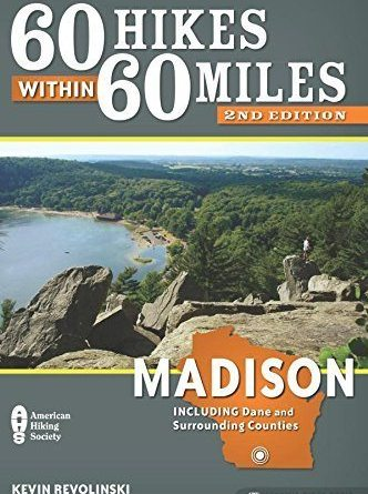 60 Hikes Madison cover