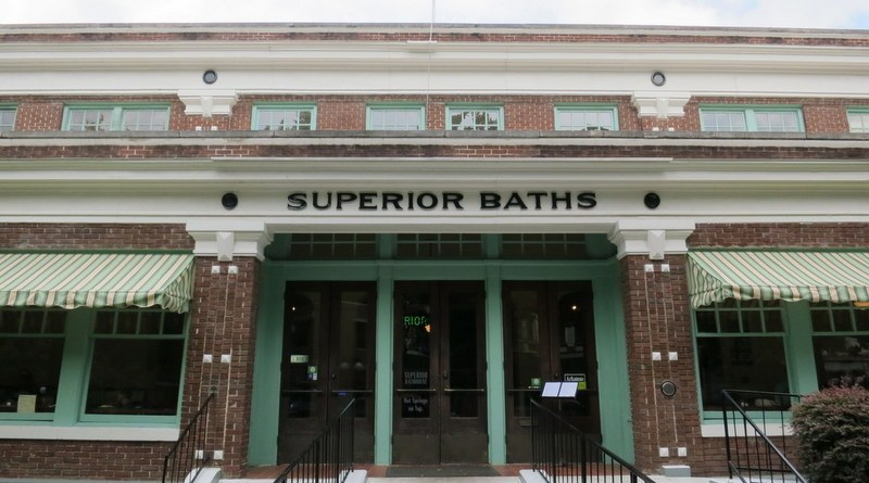 Hot Springs On Tap: A National Park's Brewery