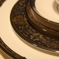 Downton Abbey Inspired Lenox Vintage Jewel Place Setting