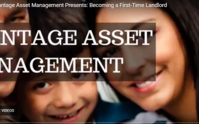 Advantage Asset Management Presents: Becoming a First-Time Landlord