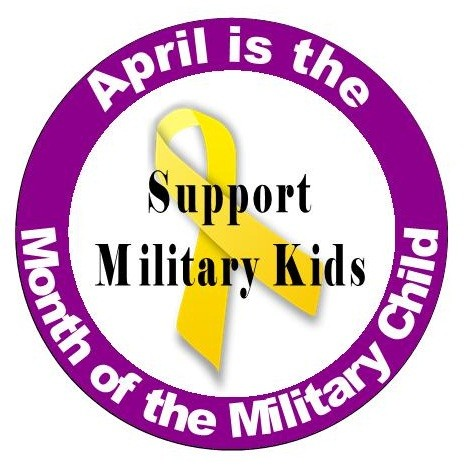 Month-Of-The-Military-Child