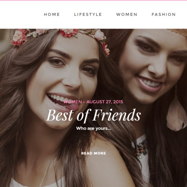 EnVogue - Fashion & Lifestyle WordPress Blog Theme
