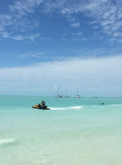 Postcard from Turks and Caicos