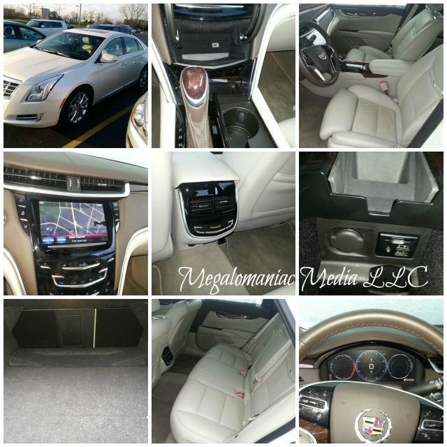 2013 Cadillac XTS AWE Premium Collection