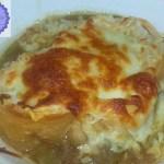 Crock Pot French Onion Soup #Recipe