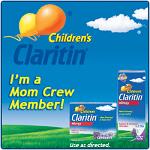 Claritin Mom Crew Member
