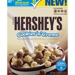 NEW Hershey's Cookies 'n' Creme Cereal #MyBlogSpark