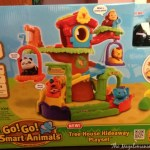 Encouraging Learning with vTech Go! Go! Smart Animals Tree House Hideaway Playset