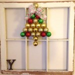 Easy $3 Christmas Tree Decoration