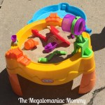Hunting for Buried Treasure with Little Tikes