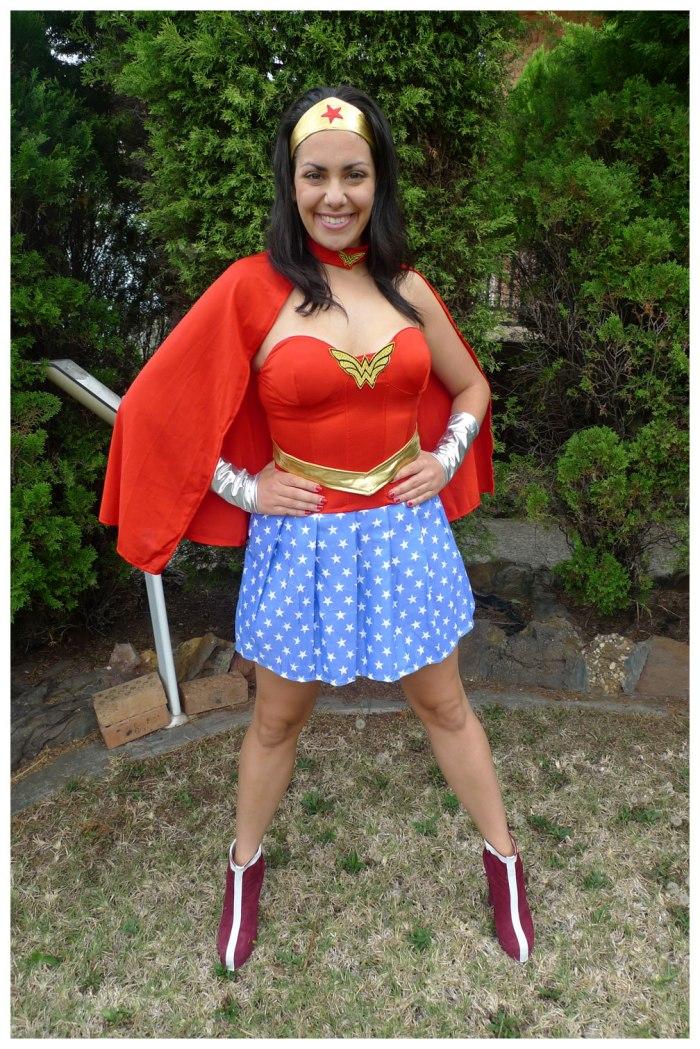 Day 208: Wonder Woman