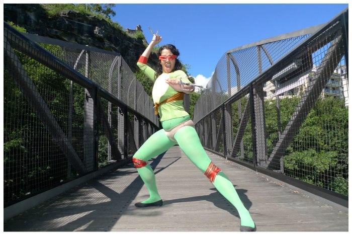 Day 258: Teenage Mutant Ninja Turtles