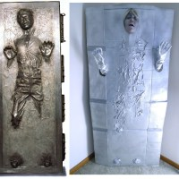 How to: Han Solo Carbonite costume