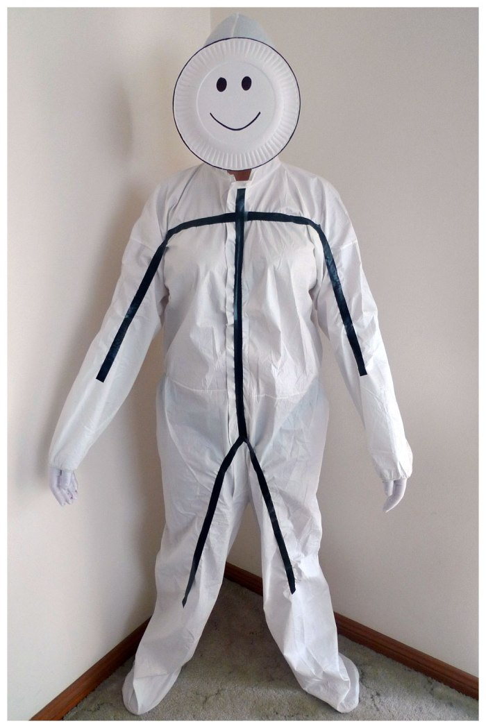 Stick Figure Costume