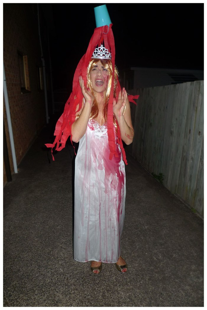 Carrie Covered in Blood Costume