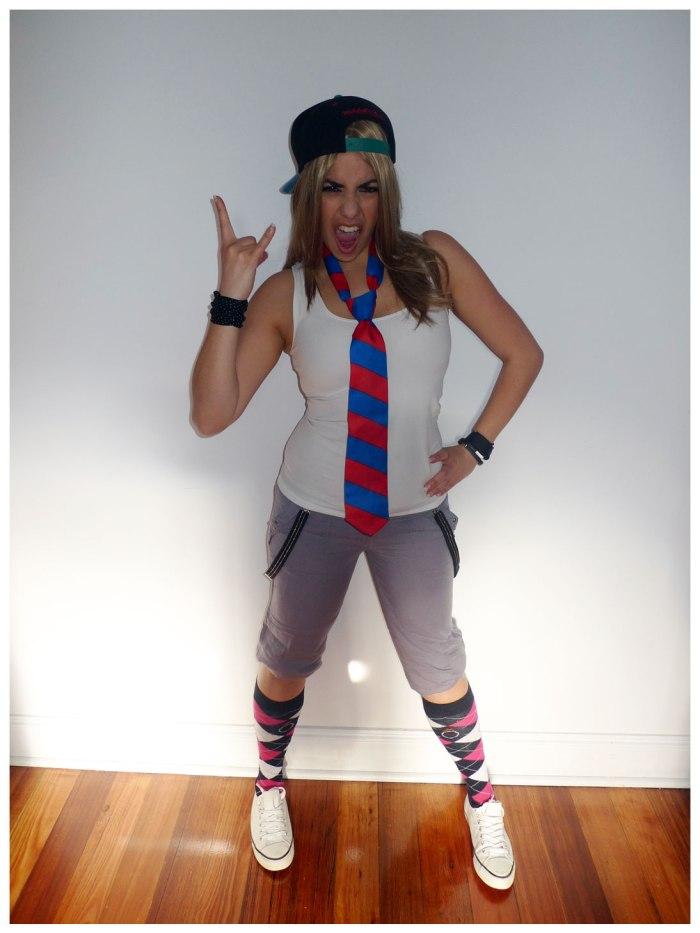 Avril Lavigne Costume