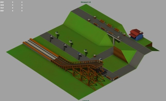Parkitect Concept Art