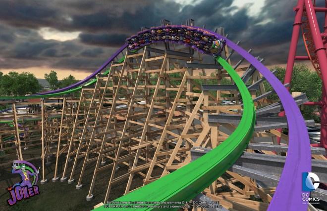 Joker05 - Breaking Wave Turn
