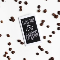 Coffee Lover Valentine